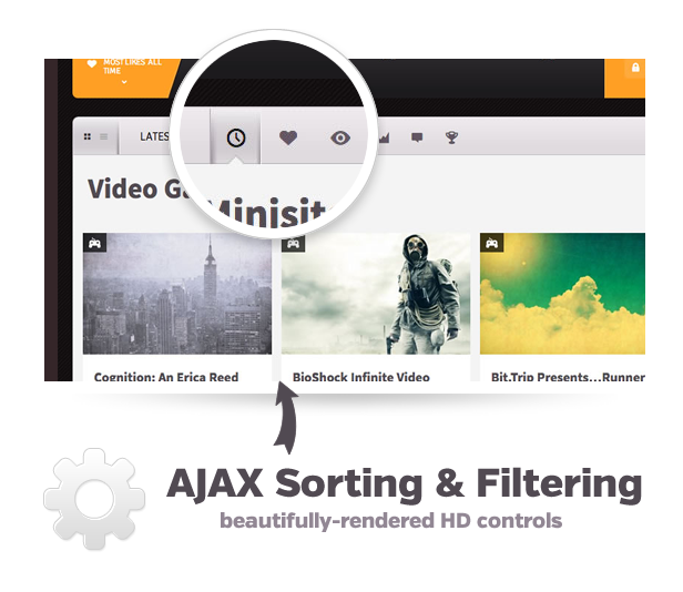 Flavor - Responsive/HD Magazine/Review AJAX Theme